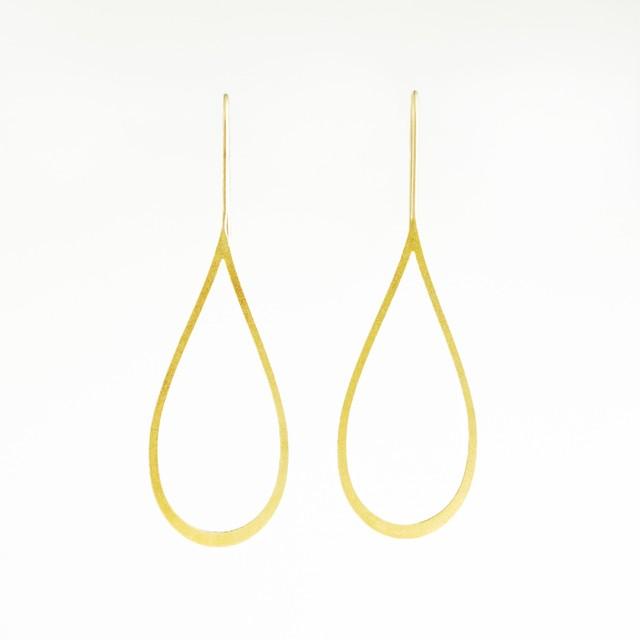 Shiny drop hook pierce