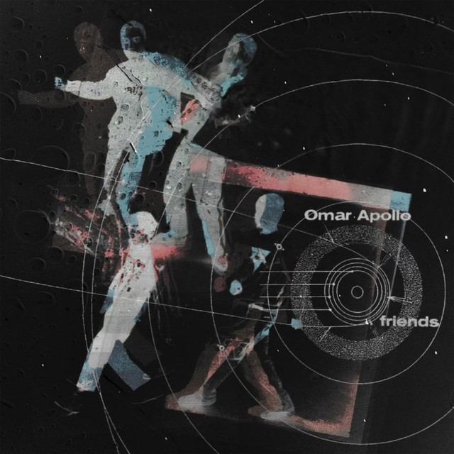 Omar Apollo / Friends(12inch EP)