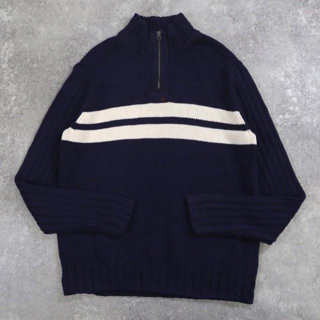 POLO JEANS COMPANY half zip sweater