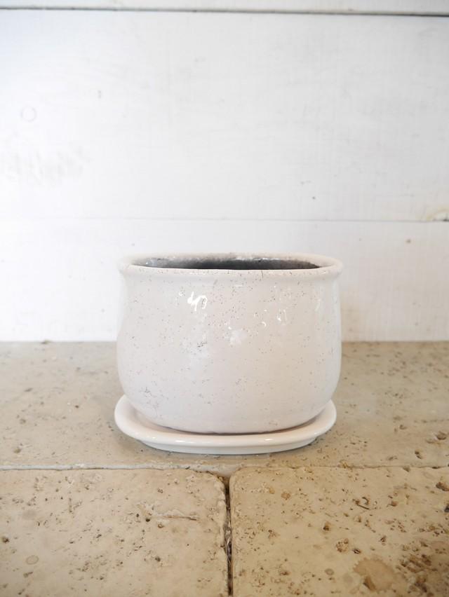 【SALE!!】ターコイズブルー 陶器鉢