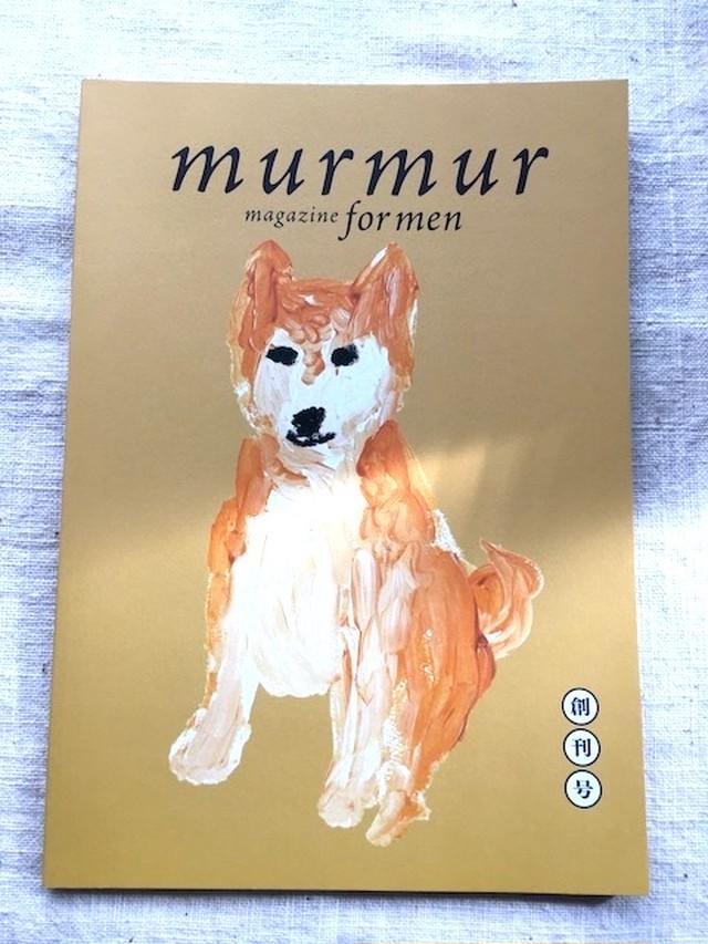 murmur magagin for men 創刊号 - メイン画像