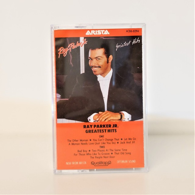 [中古カセット]  Ray Parker Jr. ‎– Greatest Hits