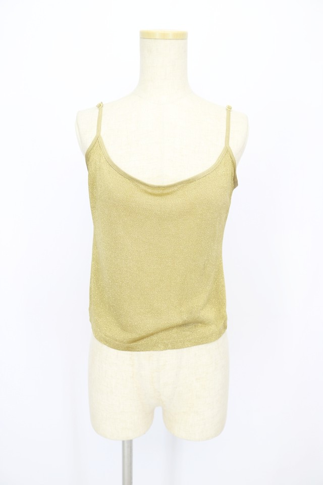 camisole design tops / GLD