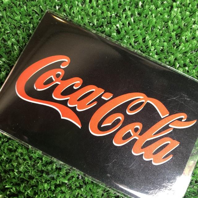 コカコーラのマグネット!ブラック