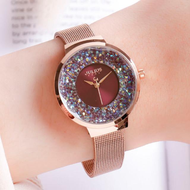 Julius AF-1142(Gray) レディース腕時計