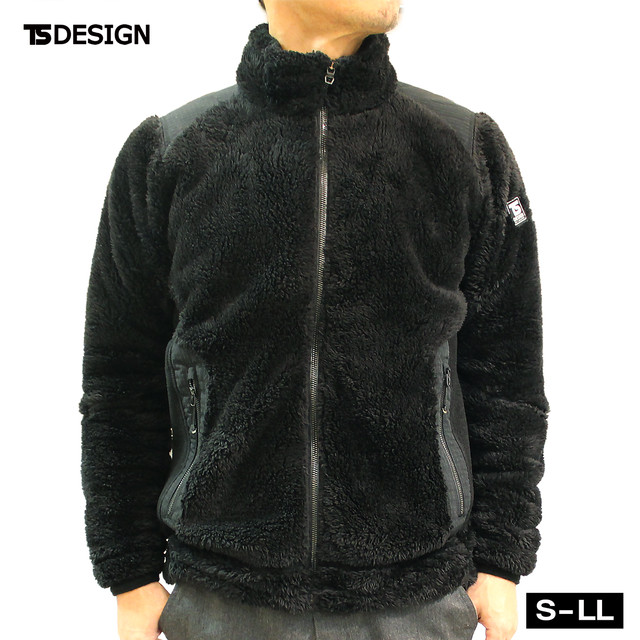 TS DESIGN TS DELTA Bulky fleece Jacket S-LL