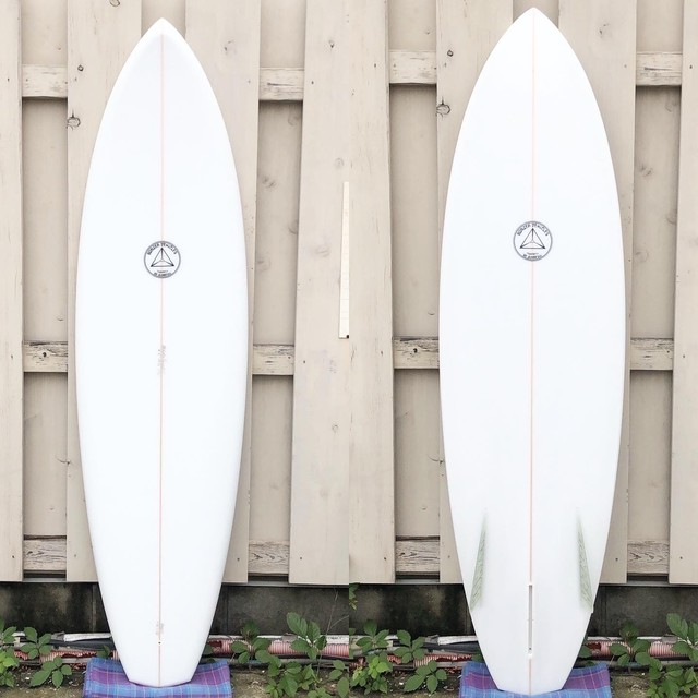 "Campbell Brothers Surfboards ""Russ Short Model"" 6'4"""