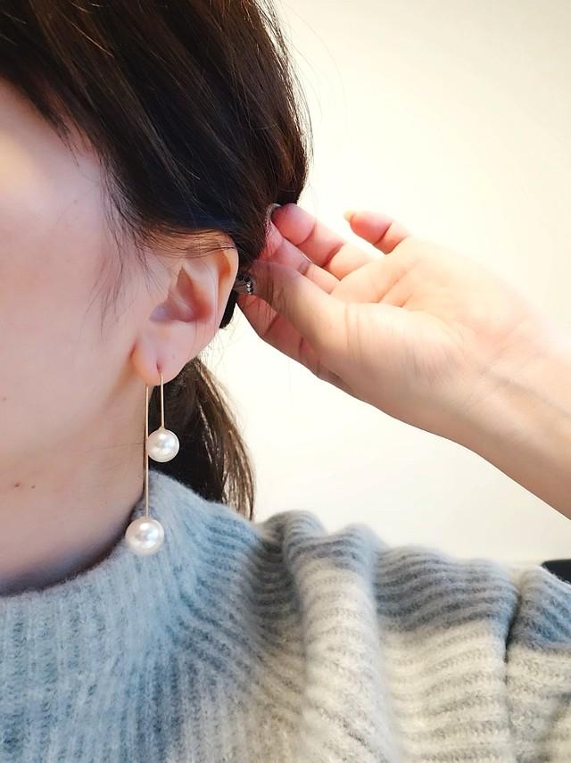 drop pearl pierce