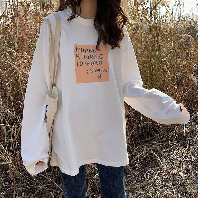 ミラノロングTシャツ 2149
