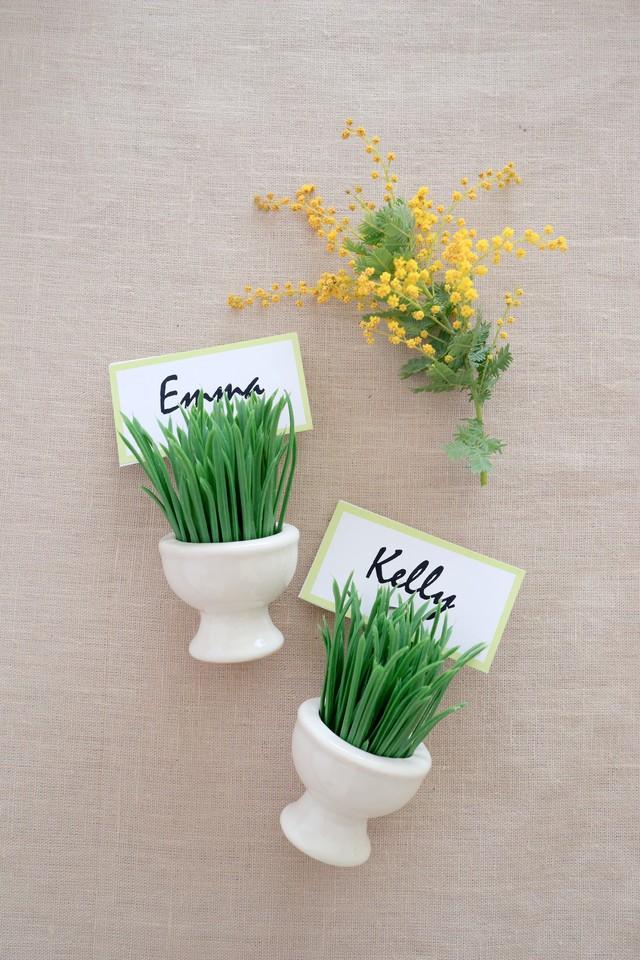 Grass Pot カードホルダー 2個set
