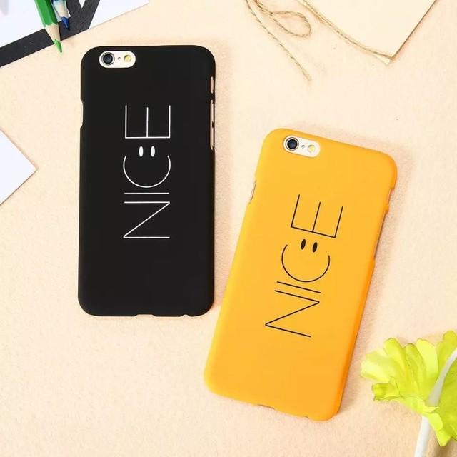 【iPhone各機種対応】スマイリーiPhoneケース ハードケース