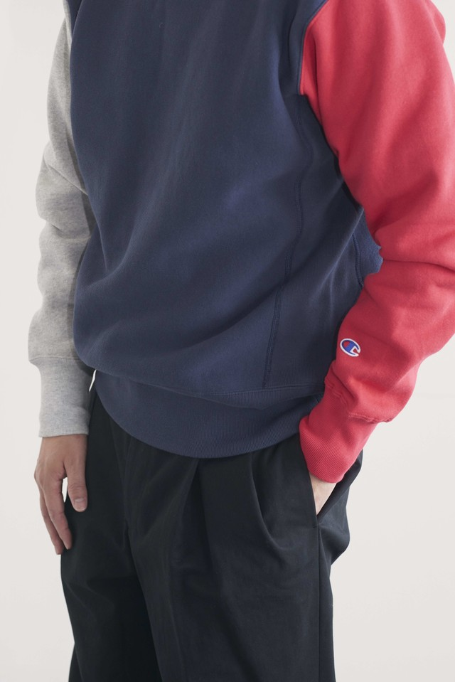 Champion Crazy pattern Sweat