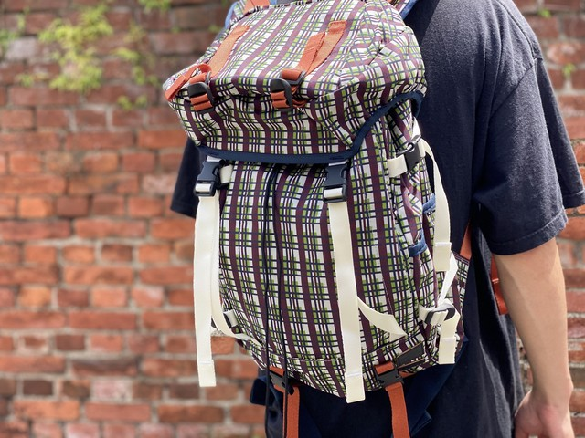 MARNI × PORTER 10TH BULLET BACKPACK 250ID4427