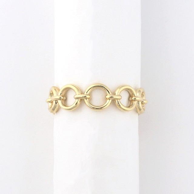 Lien chain ring