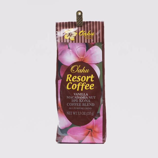 【オアフリゾートコーヒー】 レギュラーコーヒー アロハコナ155g×1個のみ(スマートレター送料無料)
