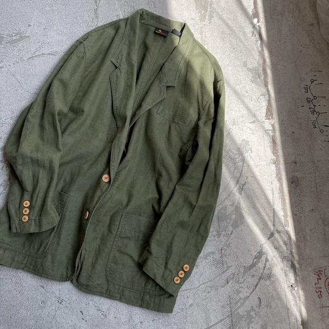 """""""Liz Sport"""" vintage jacket -khaki-"""