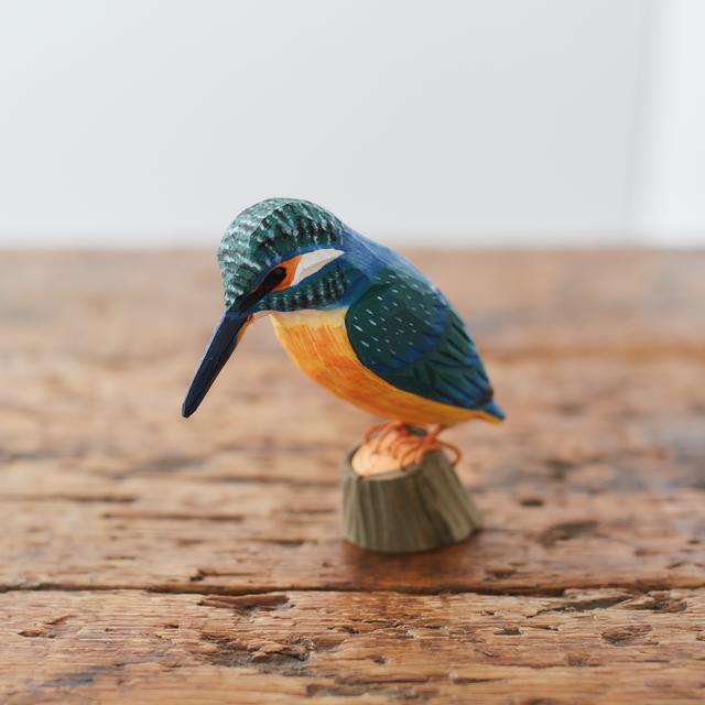 DECO BIRD(Kingfisher)