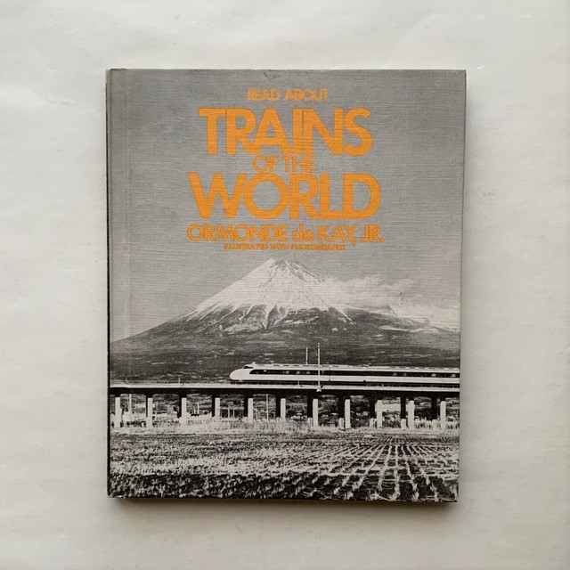 Trains of the world /   John Malone