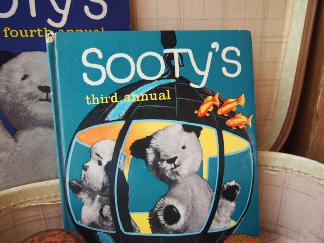 SOOTYの絵本
