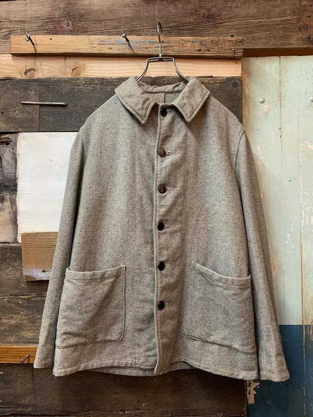 1910's us army wool work jacket