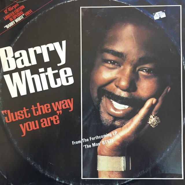 Barry White – Just The Way You Are