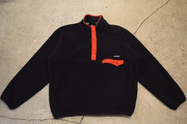 USED 80s patagonia Synchilla Snap-T -Medium F0614