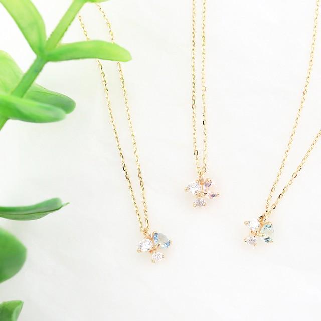fleurage necklace