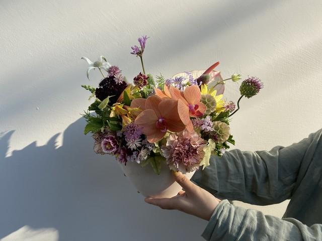 seasonal arrangement (regular)