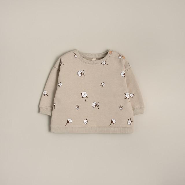 organic zoo/Cotton Field Sweatshirt