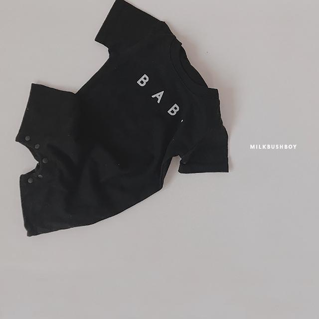 baby romper 【 B A B Y 】