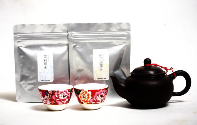 お試し台湾茶入門セット 花【お一人1個限り】