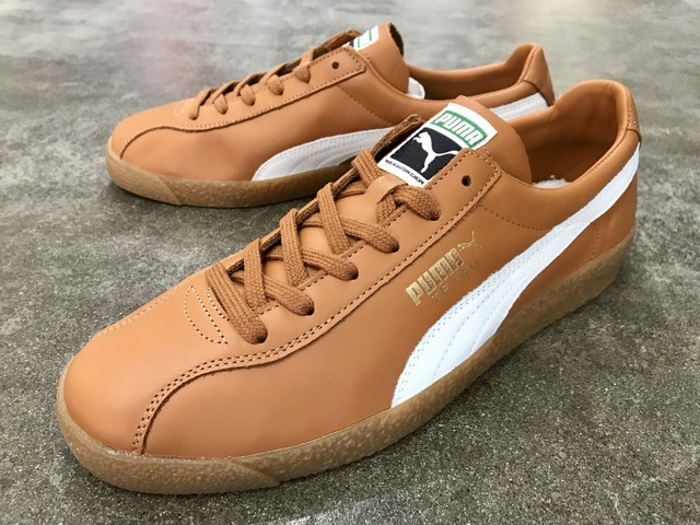 PUMA TE-KU L (SUDAN BROWN-WHISPER WHITE)