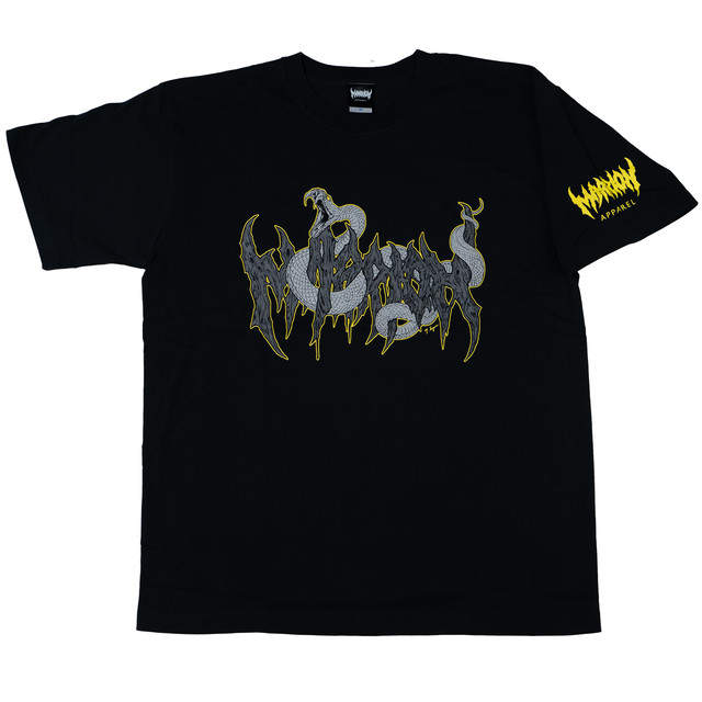 SNAKE MARRION T-shirts