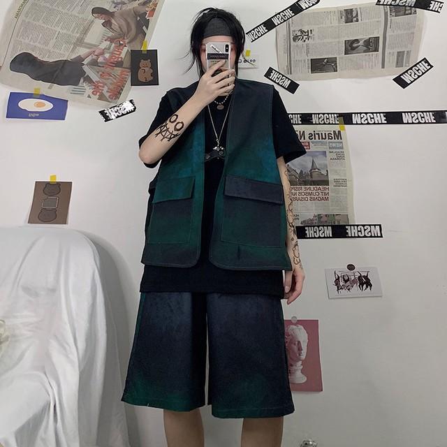 【セット】上下ストリート系ファッション2点セット30187152