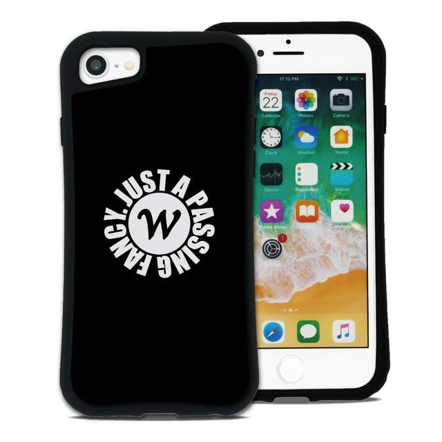 ストリート Wロゴ セット WAYLLY(ウェイリー) iPhone 8 7 XR XS X 6s 6 Plus XsMax対応!_MK_