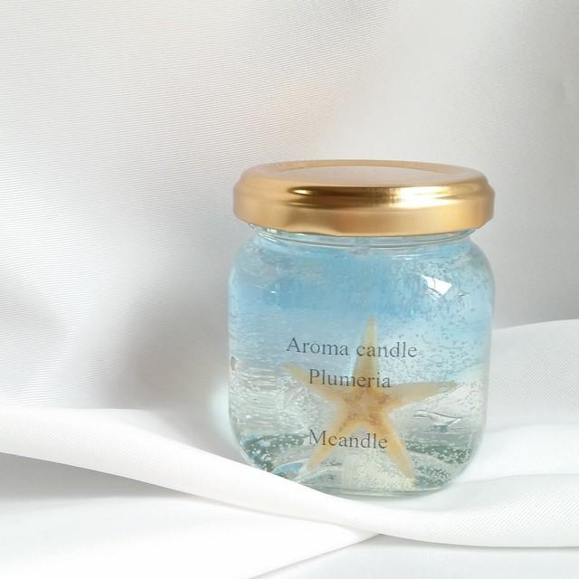 アロマキャンドル~Blue Ocean~