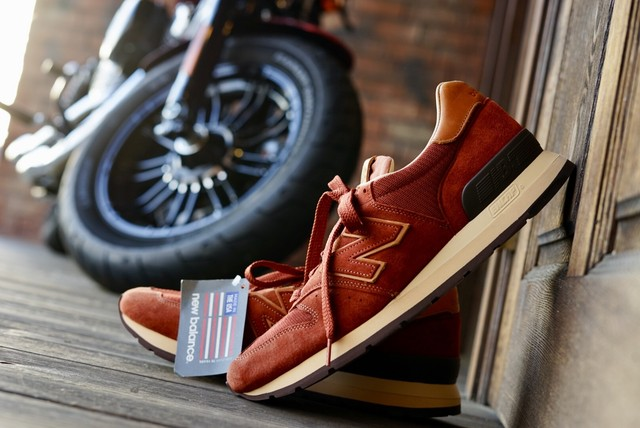 New balance M995 DBG USA製品