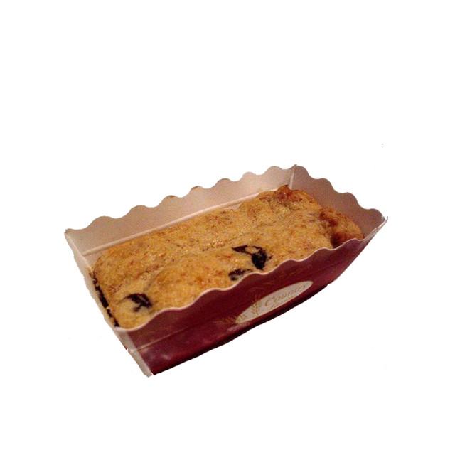 アレルギー対応「ミニバナナケーキ」