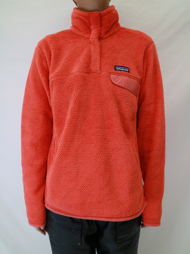 Patagonia fleece snap T 【0479】
