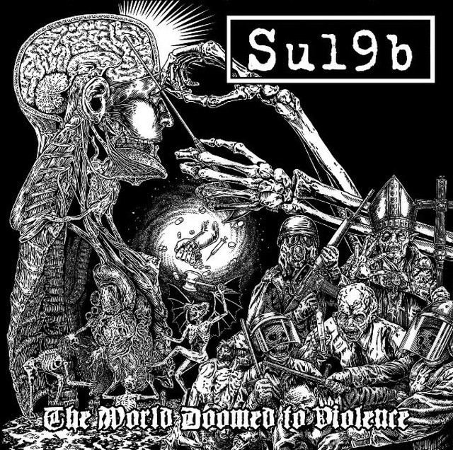 Su19b ‎– The World Doomed To Violence(CD)
