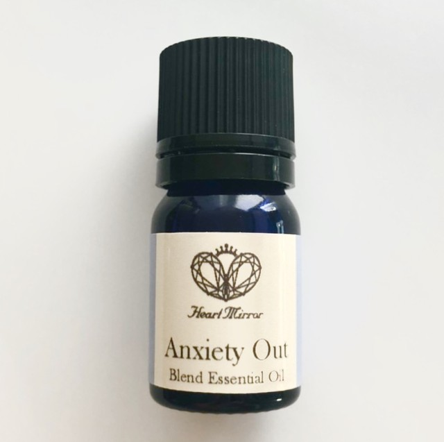 Anxiety out / アングザイエティアウト