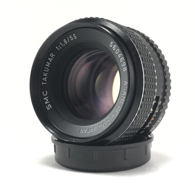 Pentax SMC Takumar 55mm F1.8