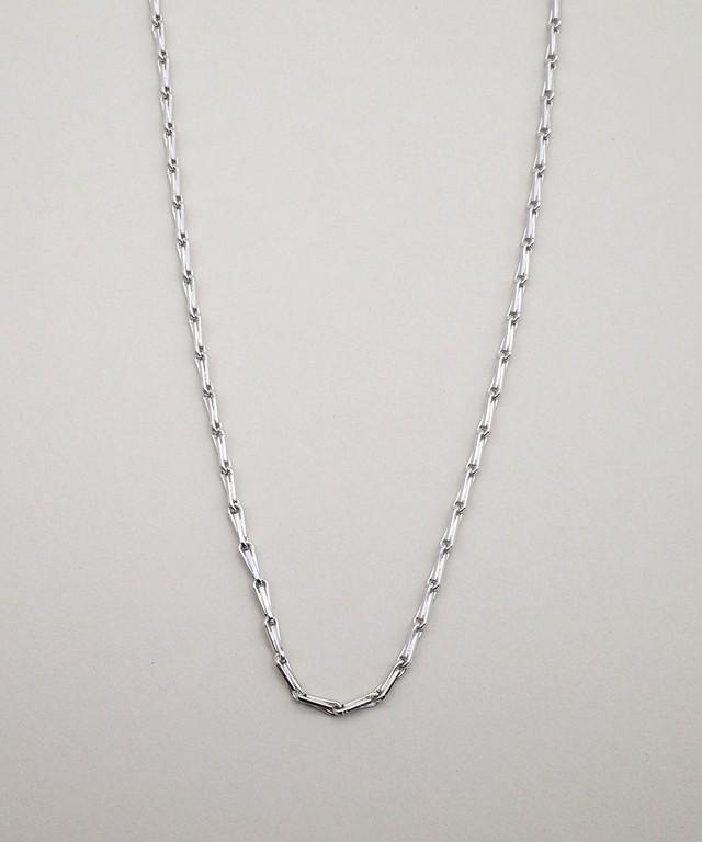 【ISOLATION / アイソレーション】SV925  Barley Corn Chain Necklace