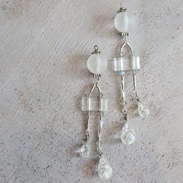 Crystal Ear Jewelry