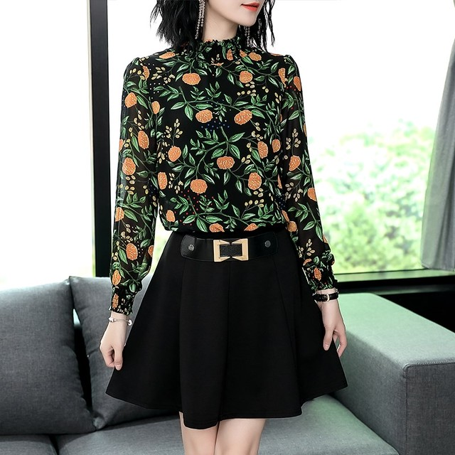 【dress】完売必至!デートワンピースAライン切り替えチェック柄ドレス