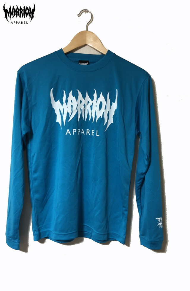 MARRION APPAREL DRY  LONGSLEEVE (6color)