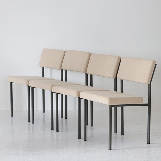 Dining chair (set of 4) / Martin Visser for Spectrum