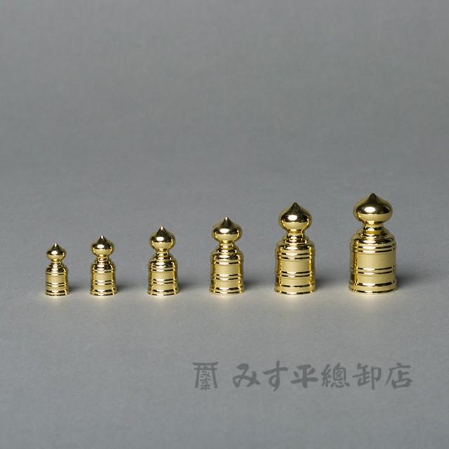 擬宝珠(ぎぼし)4分5厘