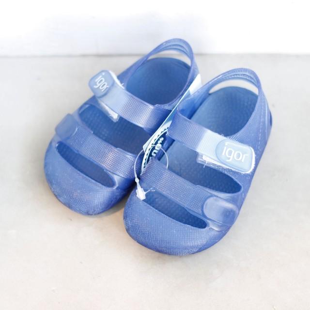 《igor》BONDI / Azul(blue)/ 11〜16cm