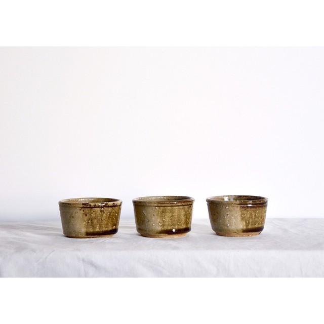 うつわ屋まる【小鉢 - 飴灰 -】hand made / 笠間焼 / japan / 小皿 / bowl